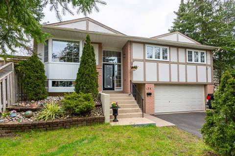House for sale at 175 Currey Cres Newmarket Ontario - MLS: N4602061