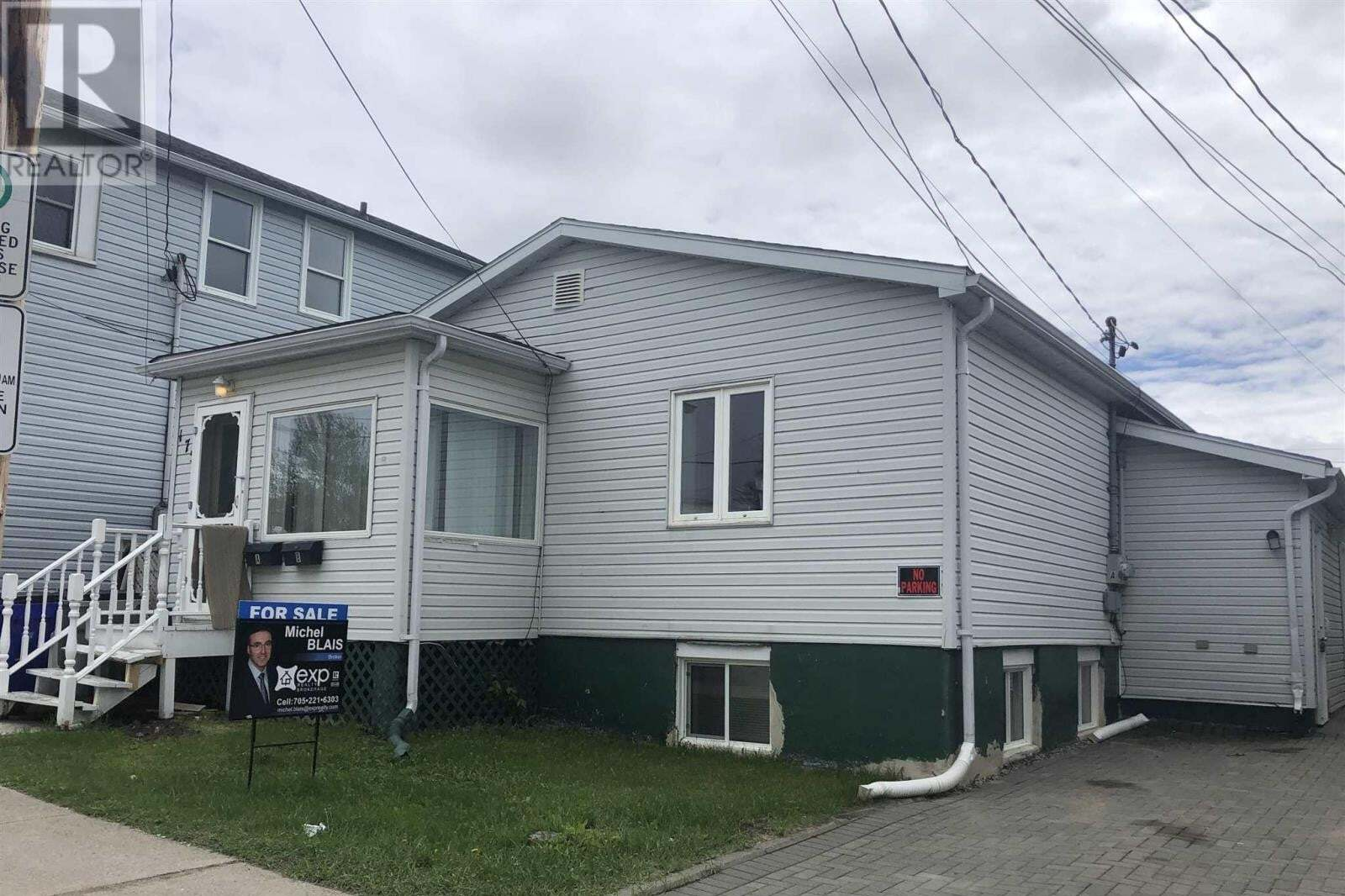 Townhouse for sale at 175 Fifth Ave Timmins Ontario - MLS: TM200877