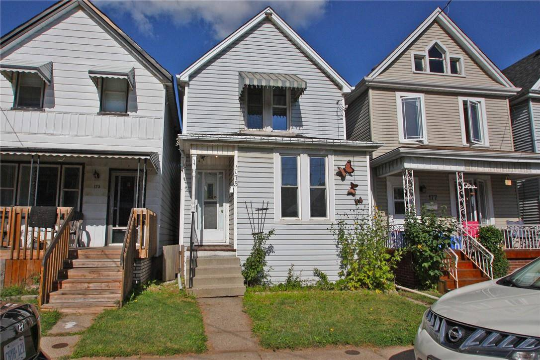 House for sale at 175 Grosvenor Ave N Hamilton Ontario - MLS: H4068696