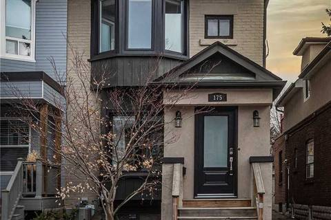 Townhouse for sale at 175 Humewood Dr Toronto Ontario - MLS: C4729005