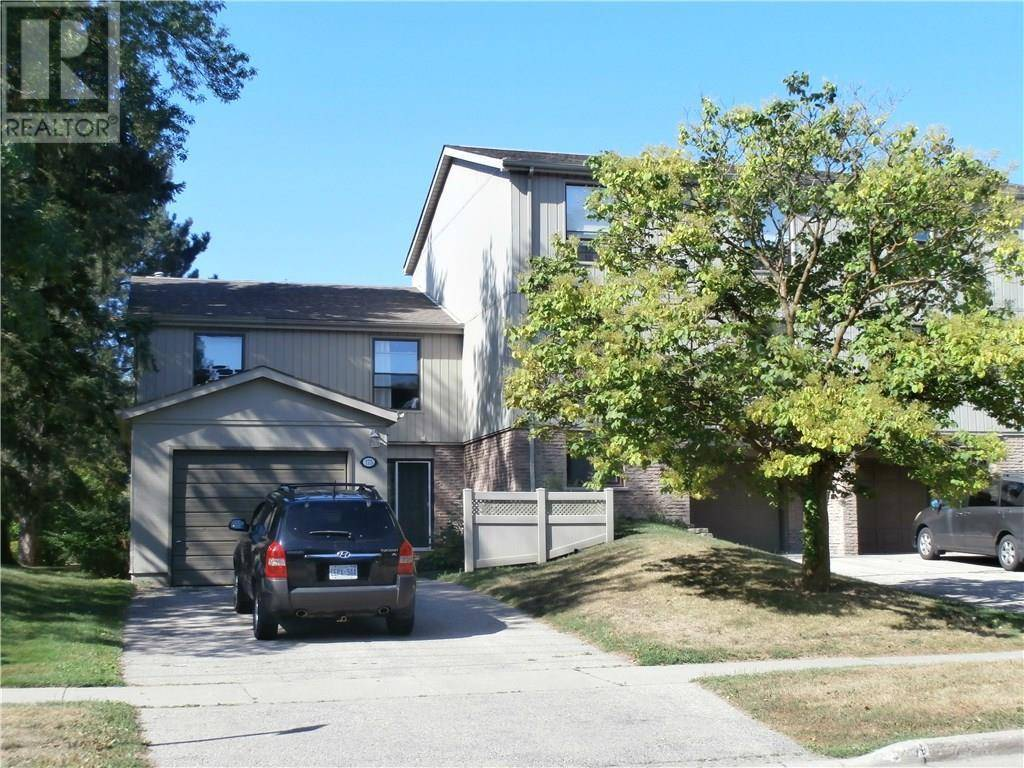 Townhouse for sale at 175 Janefield Ave Guelph Ontario - MLS: 30758386