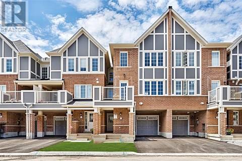 Townhouse for rent at 175 Lemieux Ct Milton Ontario - MLS: 30740156