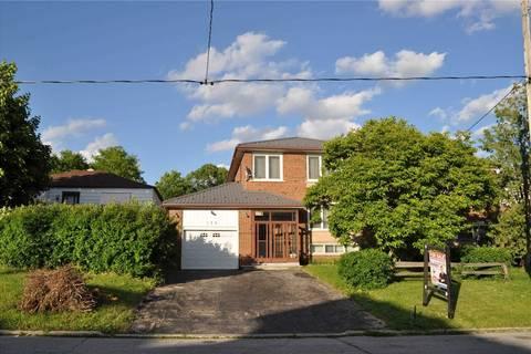 House for rent at 175 Magnolia Ave Toronto Ontario - MLS: E4552083