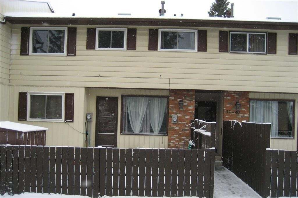 Townhouse for sale at 175 Manora Pl Northeast Calgary Alberta - MLS: C4271456