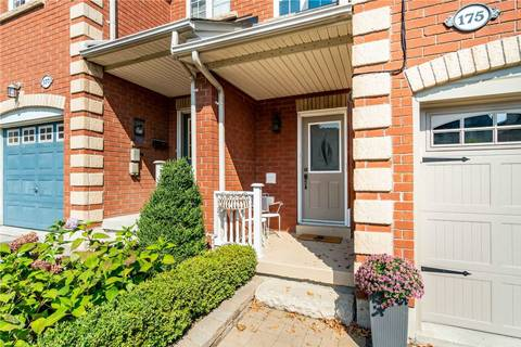Townhouse for sale at 175 Margaret Dr Oakville Ontario - MLS: W4613739