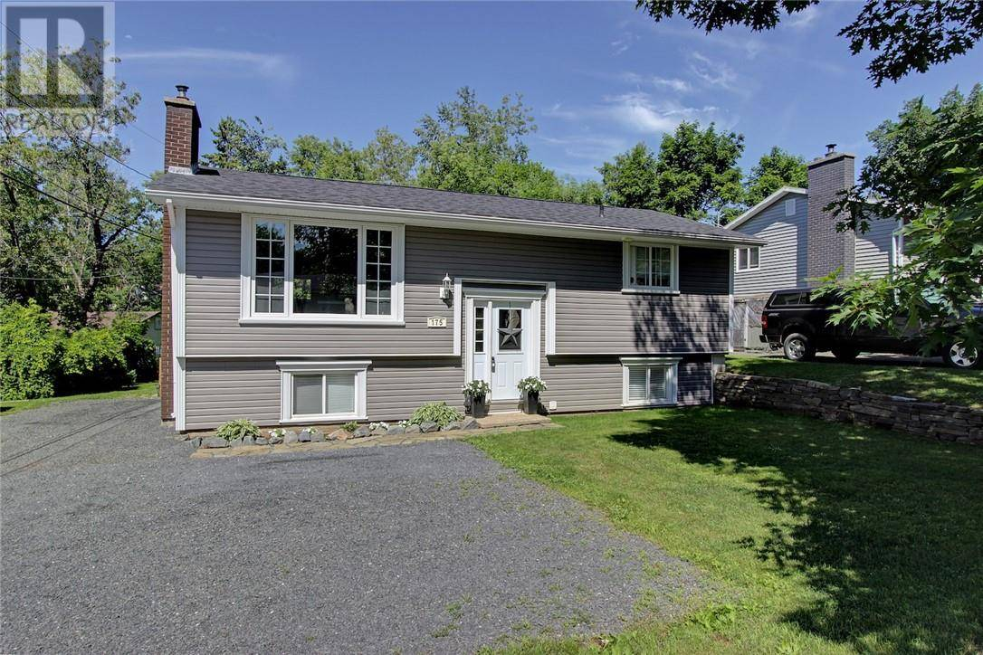 House for sale at 175 Mckeen St Fredericton New Brunswick - MLS: NB028907