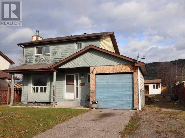 House for sale at 175 Peace River Cres Tumbler Ridge British Columbia - MLS: 181075