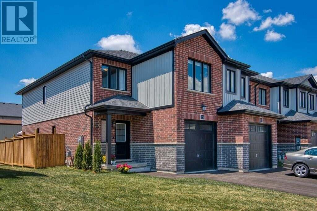 Townhouse for sale at 175 Rochefort St Kitchener Ontario - MLS: 30820343
