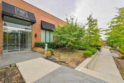 Commercial property for lease at 175 Sparks Ave Toronto Ontario - MLS: C4616345