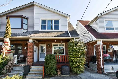 Townhouse for sale at 175 Springdale Blvd Toronto Ontario - MLS: E4734009