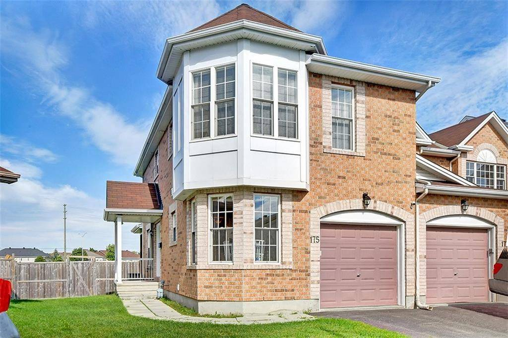 Townhouse for sale at 175 Topham Cres Ottawa Ontario - MLS: 1168473