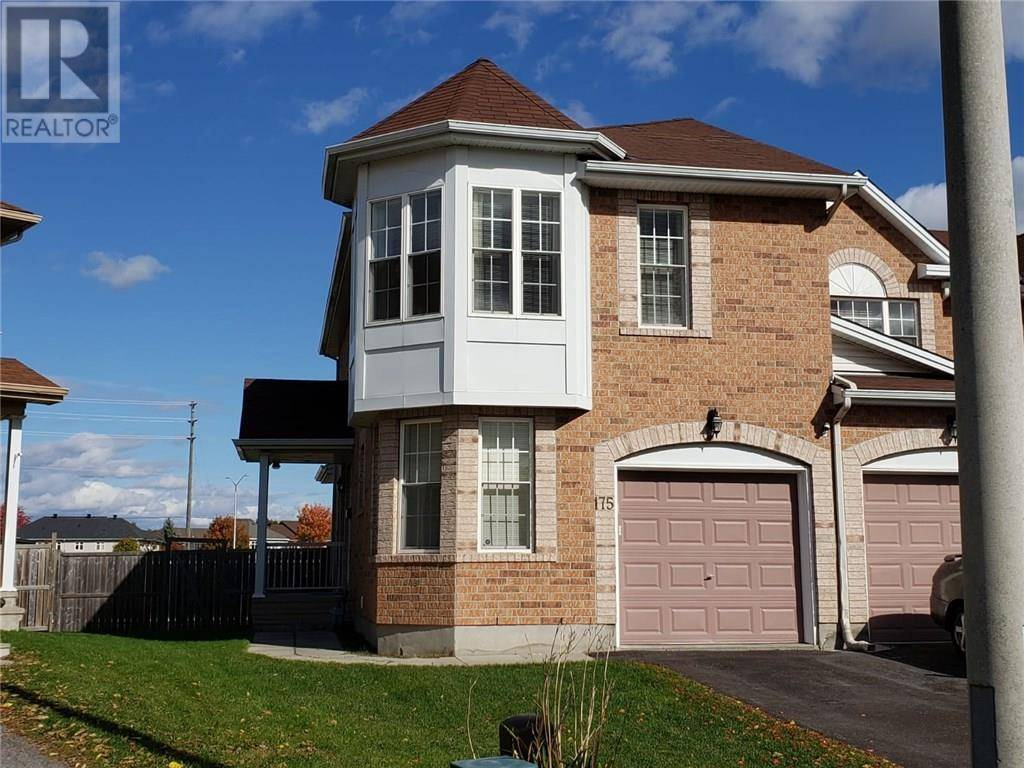 Townhouse for rent at 175 Topham Cres Ottawa Ontario - MLS: 1174036