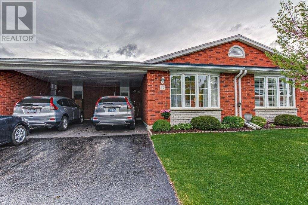 Townhouse for sale at 175 Victoria St Simcoe Ontario - MLS: 30809886