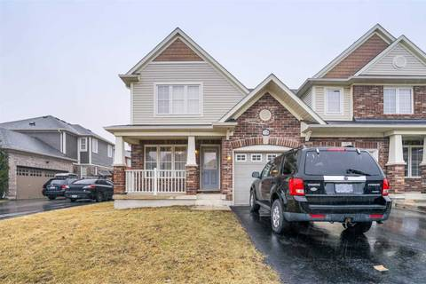 Townhouse for sale at 175 Willet Terr Milton Ontario - MLS: W4493061