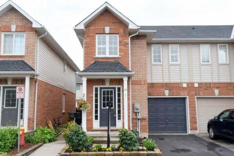 Townhouse for sale at 1750 Creek Wy Burlington Ontario - MLS: W4842897