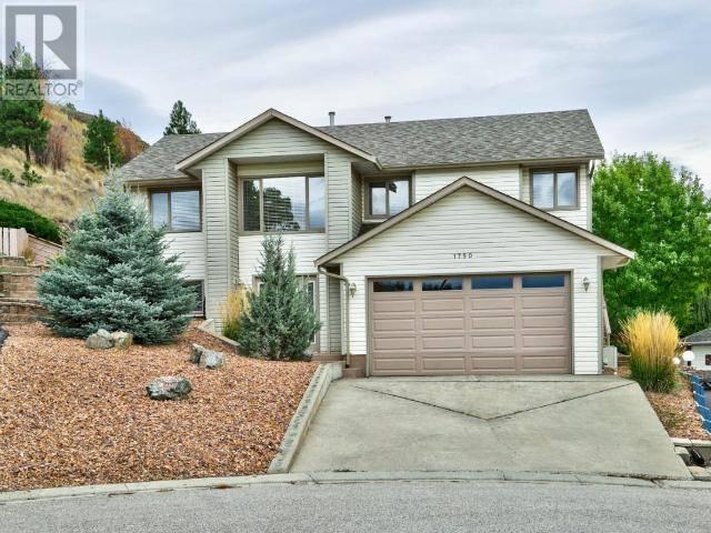 House for sale at 1750 Sunshine Pl Kamloops British Columbia - MLS: 153863
