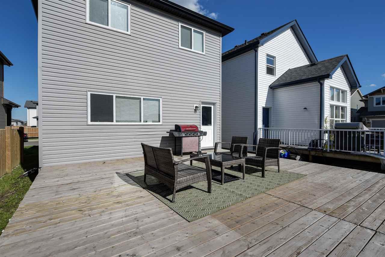 For Sale: 17508 58 Street, Edmonton, AB | 3 Bed, 2 Bath House for $365,000. See 20 photos!
