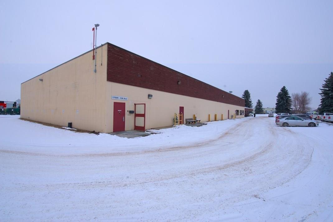 Commercial property for lease at 17509 106 Av NW Edmonton Alberta - MLS: E4221128