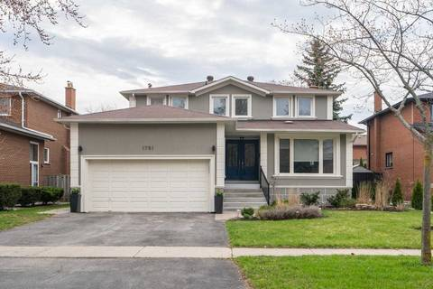 House for sale at 1751 Beechknoll Ave Mississauga Ontario - MLS: W4428319