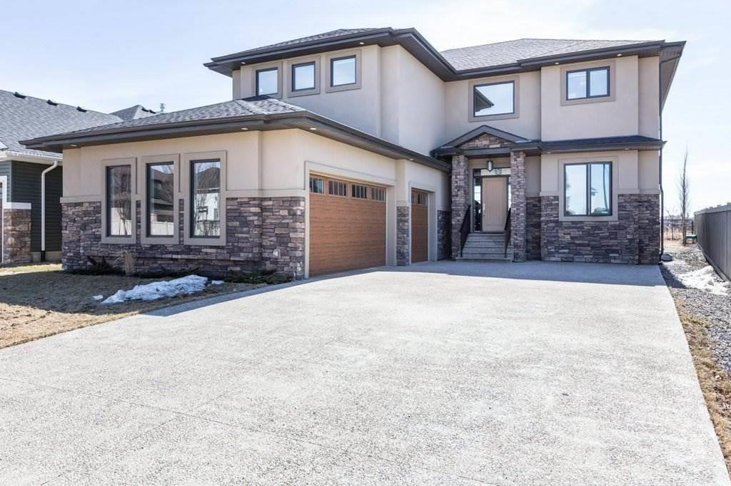House for sale at 1752 Adamson Cres Sw Edmonton Alberta - MLS: E4194683