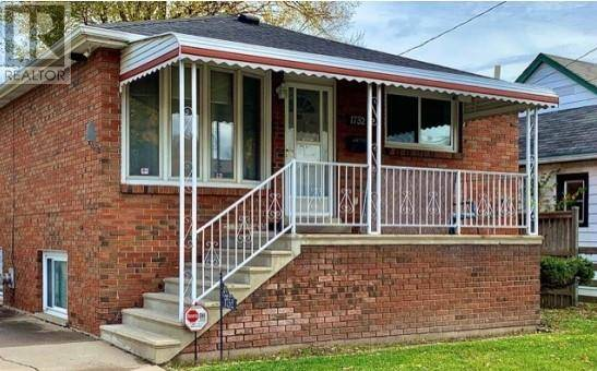 House for sale at 1752 Jefferson  Windsor Ontario - MLS: 19028316