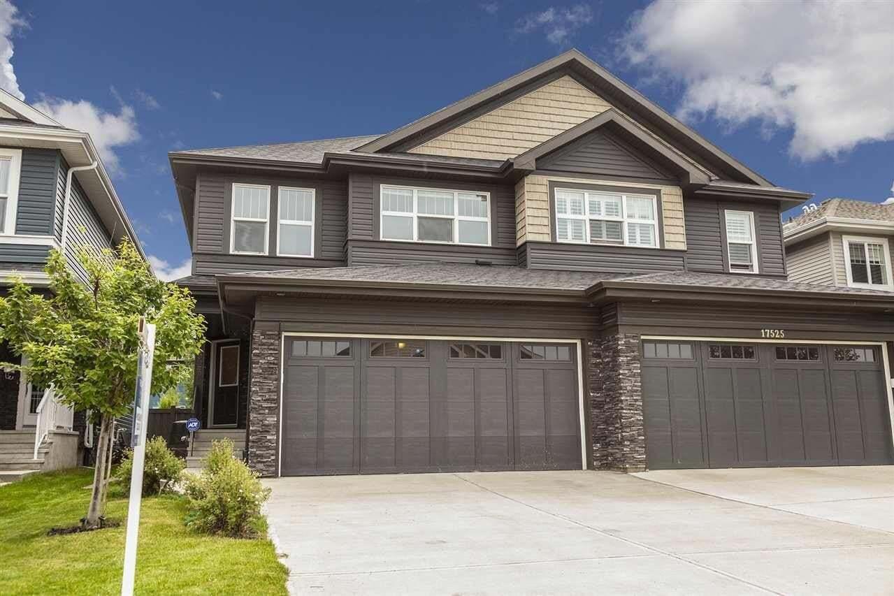 Townhouse for sale at 17523 12 Av SW Edmonton Alberta - MLS: E4203803