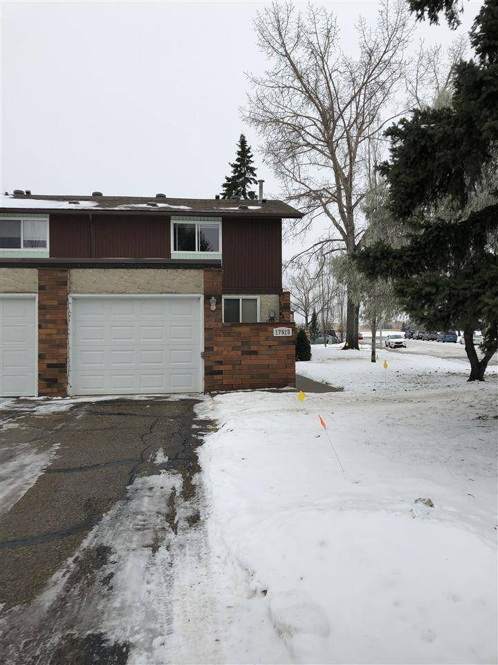 Townhouse for sale at 17525 77 Ave Nw Edmonton Alberta - MLS: E4183124