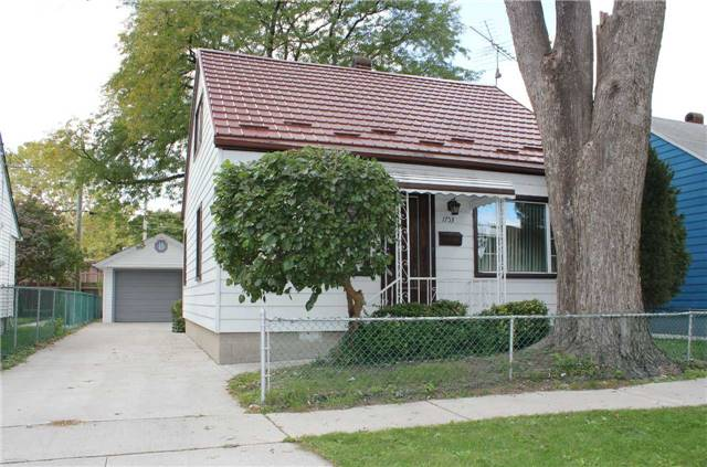 House for sale at 1753 Tourangeau Road Windsor Ontario - MLS: X4287467