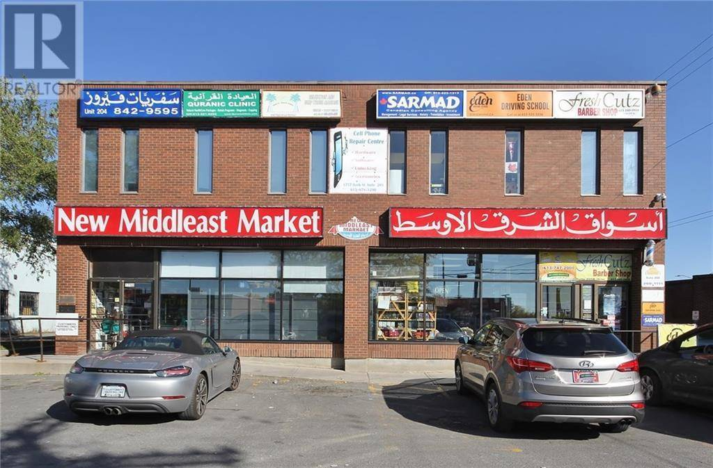 Commercial property for sale at 1755 Bank St Ottawa Ontario - MLS: 1172670