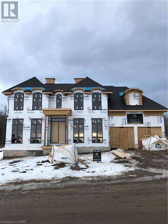 House for sale at 1756 Upper West - Lot #2 Ave London Ontario - MLS: 239494