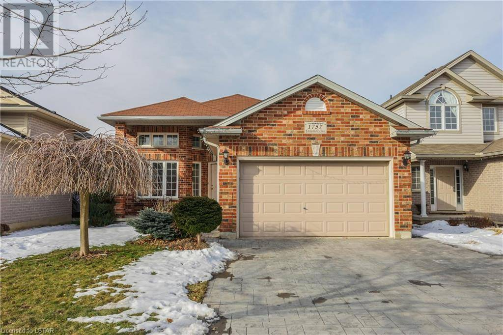 House for sale at 1757 Ennismore Cres London Ontario - MLS: 245666