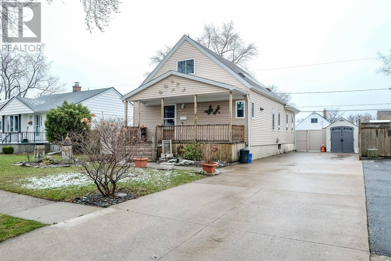 House for sale at 1757 Francois  Windsor Ontario - MLS: 20003663
