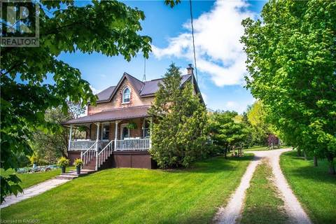 House for sale at 175842 6th Concession Chatsworth Ontario - MLS: 185005