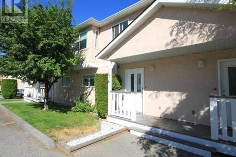 Townhouse for sale at 1458 Penticton Ave Unit 176 Penticton British Columbia - MLS: 178942