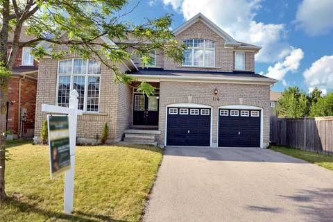 House for sale at 176 Alfred Smith Wy Newmarket Ontario - MLS: N4545749