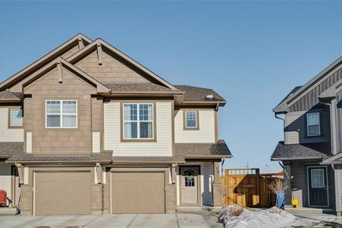 Townhouse for sale at 176 Auburn Meadows Pl Southeast Calgary Alberta - MLS: C4282729