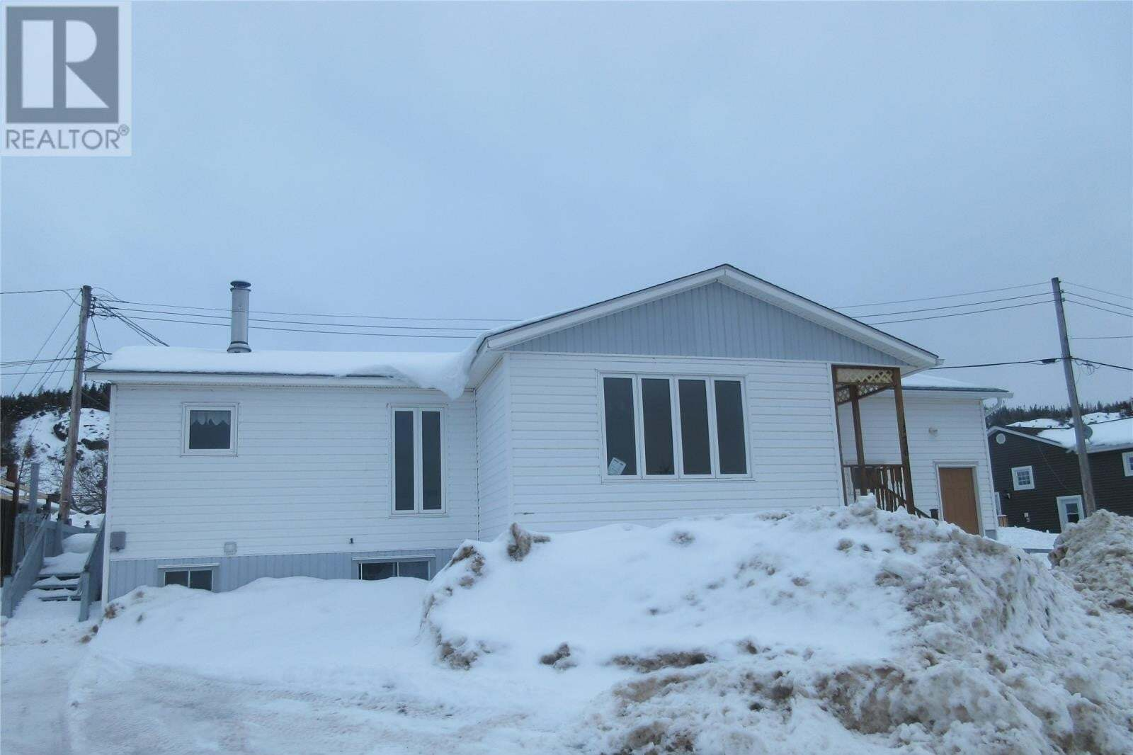 House for sale at 176 Bayview Rd Springdale Newfoundland - MLS: 1216244
