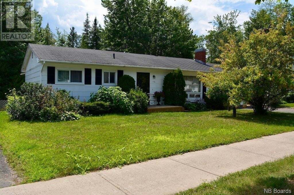 House for sale at 176 Beaconsfield St Fredericton New Brunswick - MLS: NB047043
