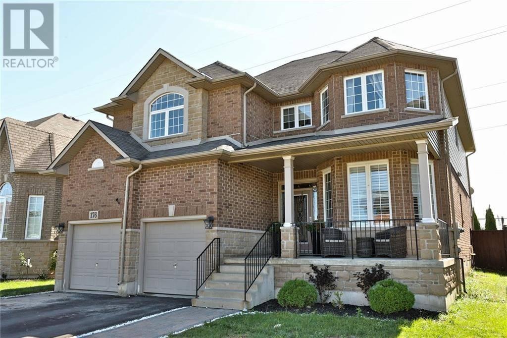 House for sale at 176 Blue Mountain Dr Hamilton Ontario - MLS: 30765585