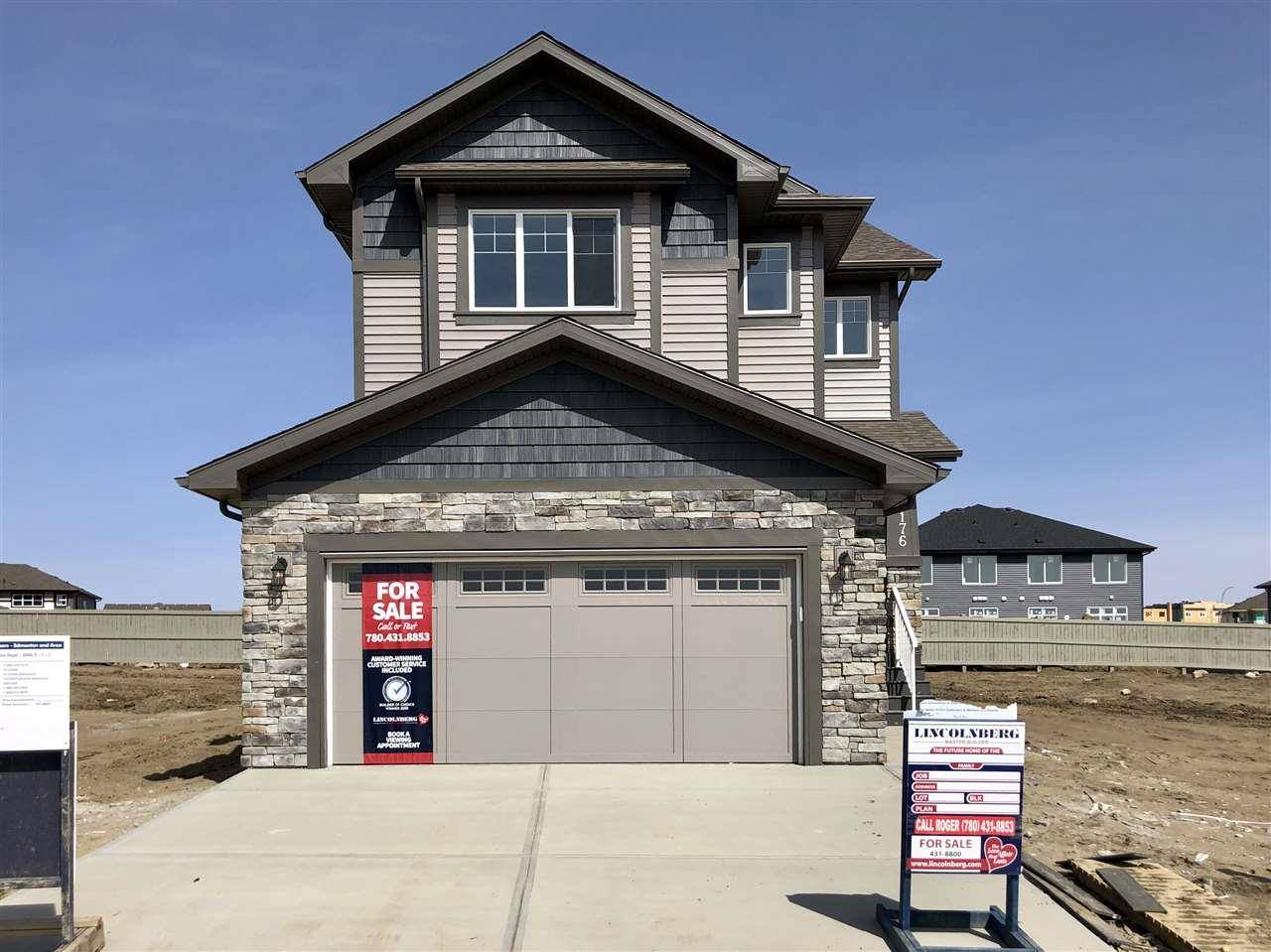 House for sale at 176 Edgemont Rd Nw Edmonton Alberta - MLS: E4184736