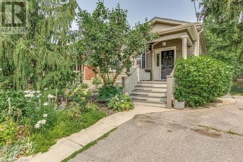 Townhouse for sale at 176 Emery St East London Ontario - MLS: 208367