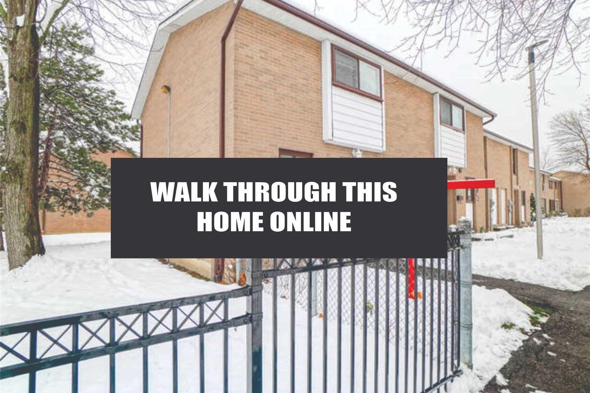Condo for sale at 176 Fleetwood Cres Brampton Ontario - MLS: W4998172