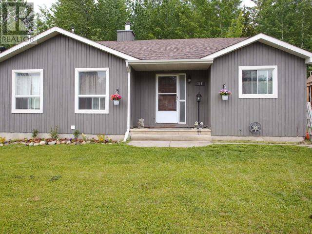 House for sale at 176 Gwillim Cres Tumbler Ridge British Columbia - MLS: 178933