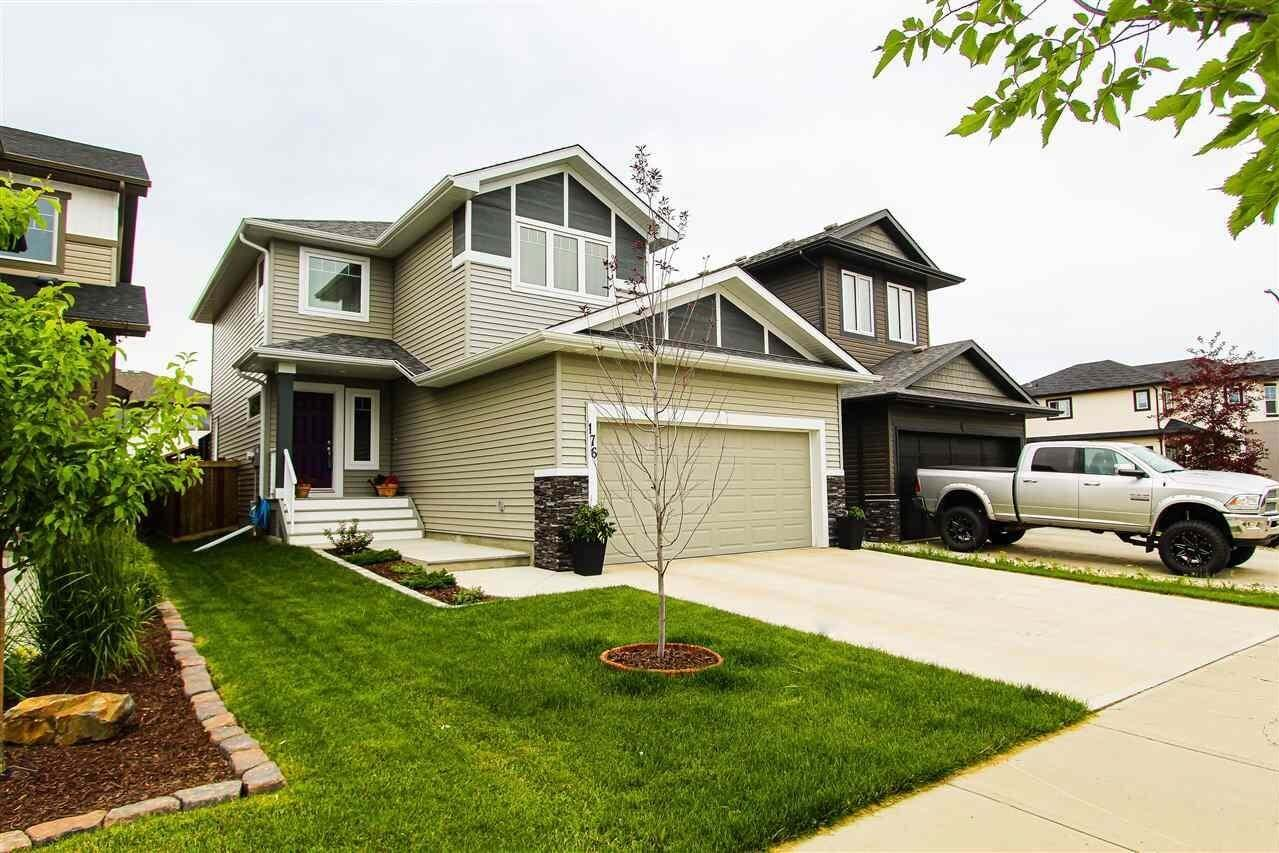 House for sale at 176 Harvest Ridge Dr Spruce Grove Alberta - MLS: E4191441