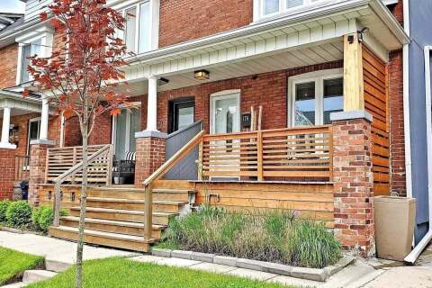 Townhouse for sale at 176 Hastings Ave Toronto Ontario - MLS: E4777556