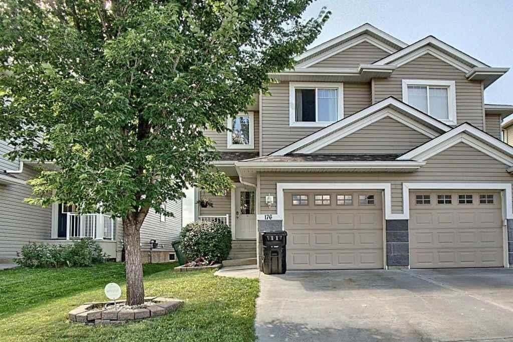 Townhouse for sale at 176 Keystone Cr Leduc Alberta - MLS: E4206811