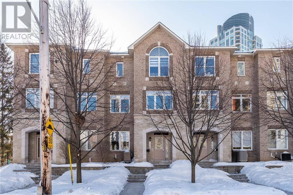 Townhouse for sale at 176 Lanark Ave Ottawa Ontario - MLS: 1183758