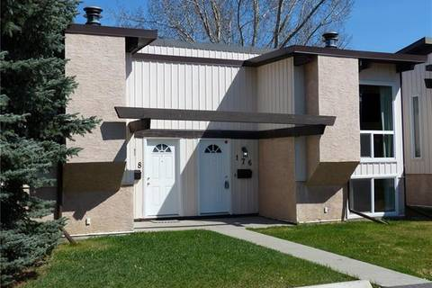 Townhouse for sale at 176 Oaktree Ln Southwest Calgary Alberta - MLS: C4289773