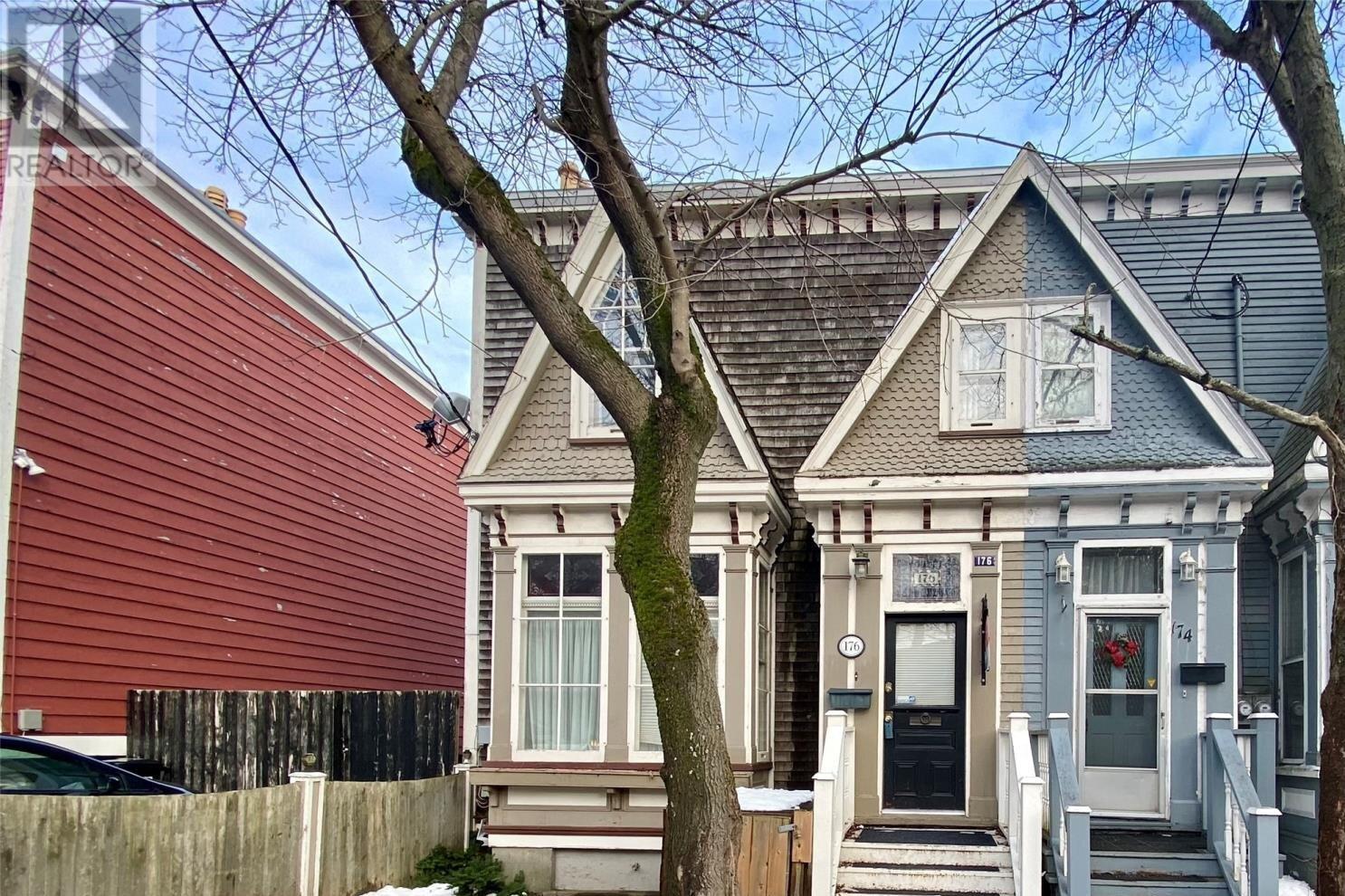 House for sale at 176 Patrick St St. John's Newfoundland - MLS: 1224815