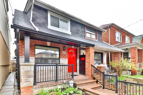 Townhouse for sale at 176 Rosethorn Ave Toronto Ontario - MLS: W4753665